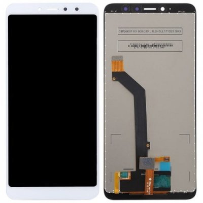 LCD Screen Digitizer Full Assembly for Xiaomi Redmi S2 - WHITE