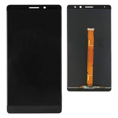High Quality LCD Phone Touch Screen Replacement Digitizer Display Assembly Tool for Huawei Mate 8 - BLACK