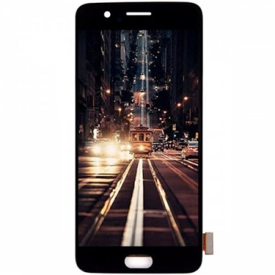 Original ONEPLUS Touch LCD Screen for One Plus 5 - BLACK