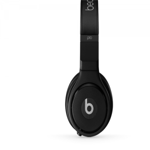 Beats By Dr Dre Pro Over Ear Infinite Black Noise Cancelling Headphones | Tune Out the Noise