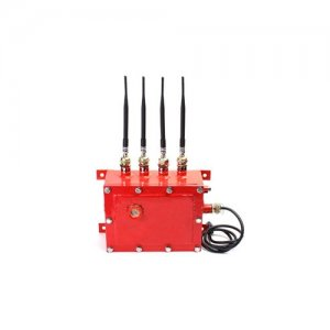 Waterproof Blaster Shelter 2G 3G Mobile Phone Jammer