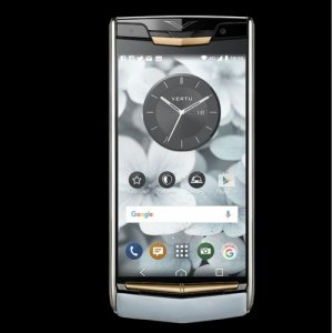 Vertu Signature Touch Sky Blue Clone Android 9.1 Snapdragon 821 4G LTE luxury Phone