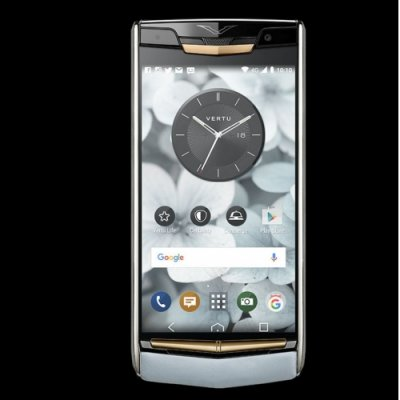 Vertu Signature Touch Sky Blue Clone Android 11.0 Snapdragon 821 4G LTE luxury Phone