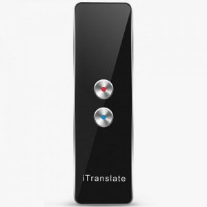 T8 Real Time Handheld Smart Voice Translator - BLACK