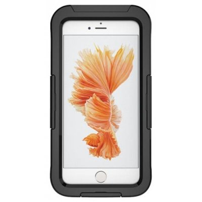 Waterproof Case for iPhone 12 - 6S - BLACK