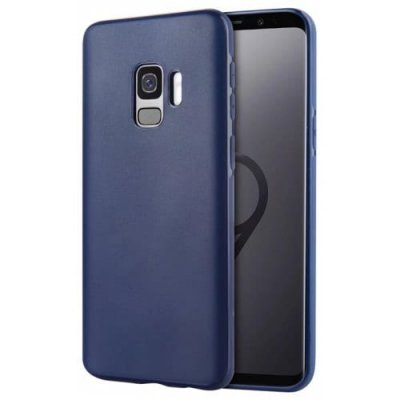 Case with Air Cushion Technology and Hybrid Drop Protection for Samsung S9 - BLUE JAY