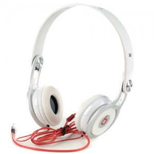 Beats By Dr Dre Mixr Mini Headphones White