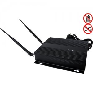 Powerful Tabletop WiFi Bluetooth Wireless Video Signal Jammer