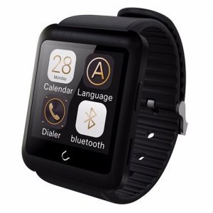 Uwatch U11 Smartwatch + Sim Slot Smart Bluetooth Watch For Android & IOS system Smartphone