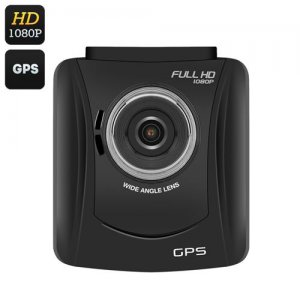 Ordro X2 1080P Car DVR - 2.4 Inch LCD Screen, 130 Degree Angle Lens, GPS, Motion Detection, 32GB Micro SD Card Support, HDMI