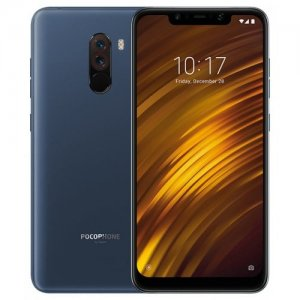 Xiaomi Pocophone F1 4G Phablet Global Version 6GB RAM - SLATE BLUE