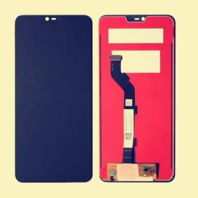 Original Xiaomi LCD Display Touch Screen Digitizer Assembly Black Replace for Xiaomi Mi 8 Lite - NIGHT