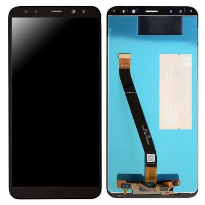 High Quality LCD Phone Touch Screen Replacement Digitizer Display Assembly Tool for Huawei Mate 10 Lite - BLACK