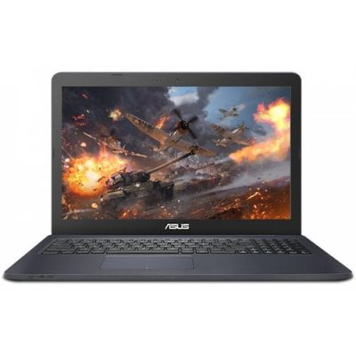 ASUS A555BP9010 Notebook 4GB RAM - BLACK