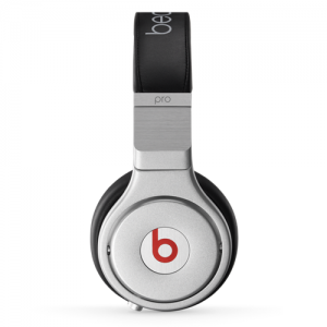 Beats By Dr Dre Pro Over-Ear Black Headphones
