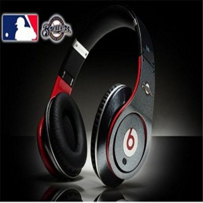 Monster Beats By Dr Dre Studio MLB Milwaukee Brewers
