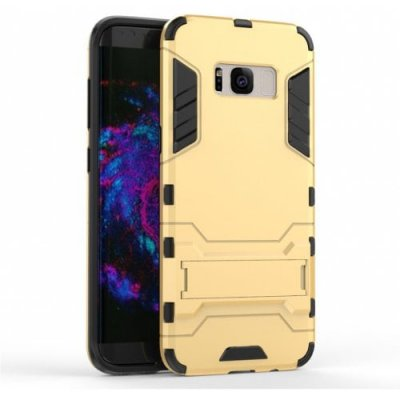 For Samsung GALAXY S8 Case Armor Shock Proof - GOLD