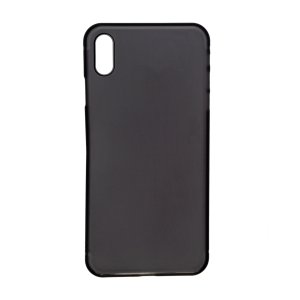 iPhone XS Max Ultrathin Phone Case - Frosted Black