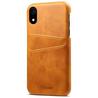 Stylish Phone Case for iPhone XR - SANDY BROWN