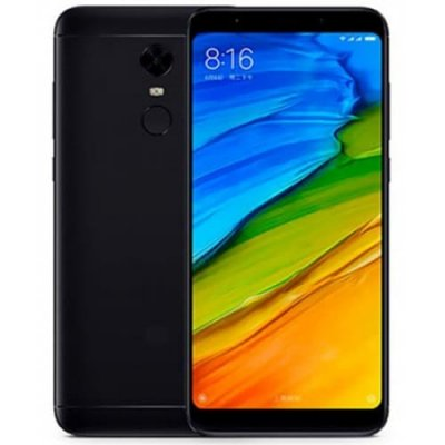 Xiaomi Redmi 5 Plus 4G Phablet Global Version 3GB RAM - BLACK