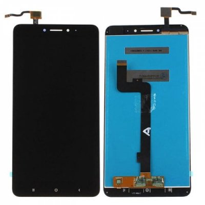 Original Xiaomi Touch Screen Digitizer + LCD Display Replacement Assembly for Xiaomi Mi Max 2 - BLACK