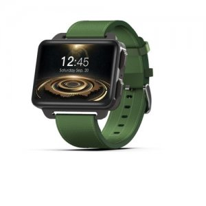 Android Smart Watch HD Remote Control Camera Smart Anti-Lost Wifi Download - GREEN