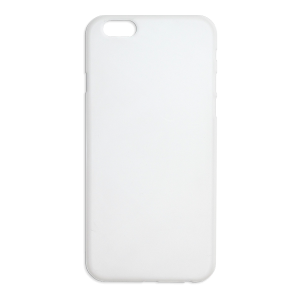 iPhone 12/6s Ultrathin Phone Case - Frosted White