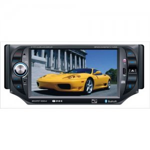 5.0 Inch TFT Touch Screen Car DVD Player -TV Function