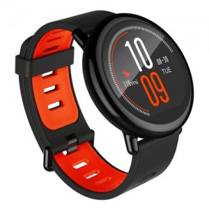 Xiaomi AMAZFIT Heart Rate Sports Smartwatch - BLACK