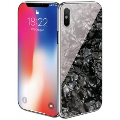 Fashion Cool Phone Case for iPhone X - BLACK