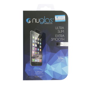 NuGlas Tempered Glass Screen Protector for iPhone 12 Pro (2.5D)