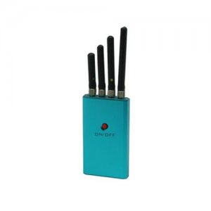 Mini Medium Power Cellphone Jammer