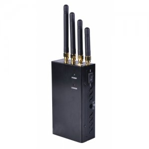Portable Phone and WiFi Signal Jammer with Cooling System