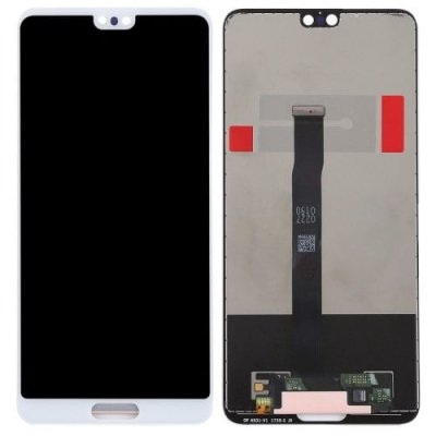 LCD Display Touch Screen Digitizer for Huawei Honor P20 - WHITE