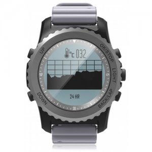 S968 GPS Sports Smart Watch - GRAY