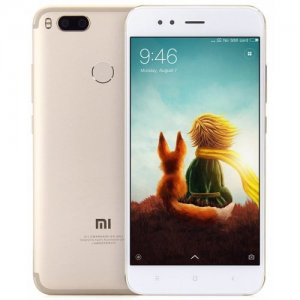 Xiaomi Mi 5X 4G Phablet English and Chinese Version - GOLDEN