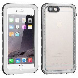 Waterproof Shockproof Dustproof Mobile Phone Case for iPhone 6 - 6S - PINK