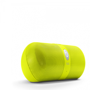 Wireless Speakers | Beats Pill with Bluetooth Conferencing - Neon Yellow