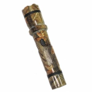 Woodland Camo Flashlight and Stun Gun Combo