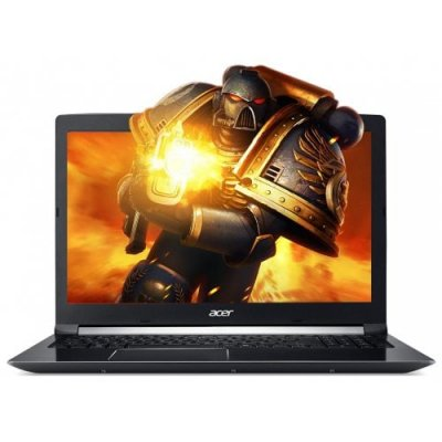 Acer Aspire 7 A715 - 71G - 59YY Gaming Laptop - BLACK