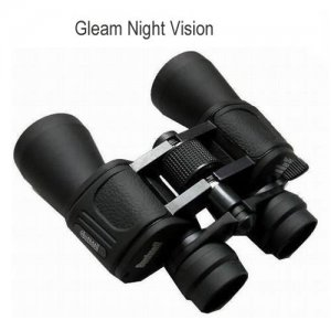 Bushnell Huge Variable Power + High Powered Binocular + Gleam Night Vision