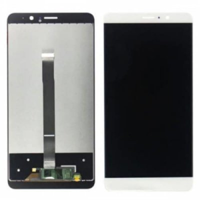 High Quality LCD Phone Touch Screen Replacement Digitizer Display Assembly Tool for Huawei Mate 9 - WHITE