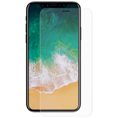 Hat - Prince Anti-fingerprint Hydrogel 0.1mm 3D Full Screen Film for 6.1 inch iPhone XR - TRANSPARENT