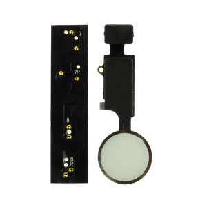 iPhone 7/7 Plus/8/8 Plus Universal Home Button Flex Cable with Return Function - Gold