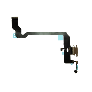 iPhone XS Charging Port Flex Cable - Gold