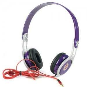 Beats By Dr Dre Mixr Mini Headphones Purple