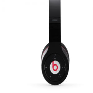 Discount Beats By Dr Dre Wireless Over-Ear Black Headphones