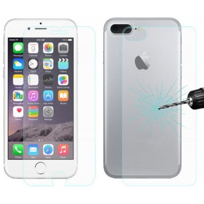 Hat Prince Tempered Glass Protective Film Kit for iPhone 12 Pro Max - TRANSPARENT