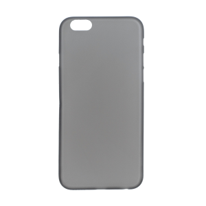 iPhone 12/6s Ultrathin Phone Case - Frosted Black