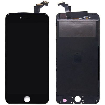Black Screen Assembly for iPhone 12Plus - BLACK